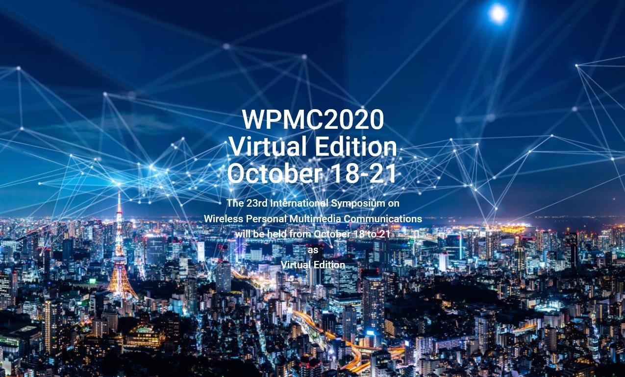 WPMC2020 Virtual Edition